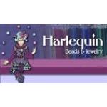Harlequin Beads and Jewelry
