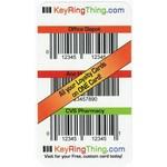Key Ring Thing Cards