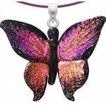 Dichroic Glass Jewelry - Mexico925