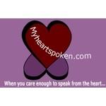 My Heart Spoken