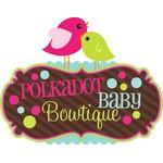 Polka Dot Baby Bowtique