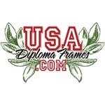 USA Diploma Frames
