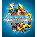 Woldwide tattoo supply