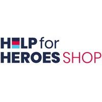 Get Help for Heroes Shop vouchers or promo codes at shop.helpforheroes.org.uk
