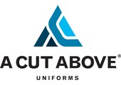 A Cut Above coupons or promo codes at acutaboveuniforms.com