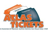 Atlas Tickets coupons or promo codes at atlastickets.com