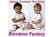 Bambinofactory.com coupons or promo codes at bambinofactory.com