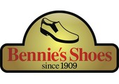 benniesshoes.com coupons or promo codes