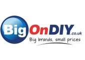 Big On DIY coupons or promo codes at bigondiy.co.uk