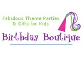 Birthday Boutique coupons or promo codes at birthdayboutique.com