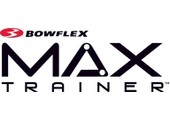 bowflexmaxtrainer.com coupons and promo codes