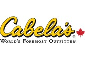 Cabela's Canada coupons or promo codes at cabelas.ca