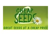 Cheap Seeds coupons or promo codes at cheapseeds.com