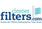 CleanerFilters coupons or promo codes at cleanerfilters.com