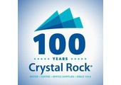 Crystal Rock coupons or promo codes at crystalrock.com