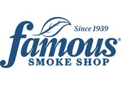 Famous Smoke Shop coupons or promo codes at famous-smoke.com