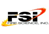 FSI FIRE SCIENCE, INC. coupons or promo codes at fire-science.com