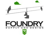 Foundry Supply and Design coupons or promo codes at foundryshop.com
