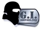 Gi Dog Tags coupons or promo codes at gidogtags.com