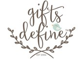 Gifts Define coupons or promo codes at giftsdefine.com