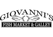 Giovanni's Fish Market & Gallery coupons or promo codes at giovannisfishmarket.com