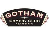 Gotham Comedy Club coupons or promo codes at gothamcomedyclub.com