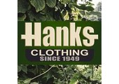 hanksclothing.com coupons and promo codes