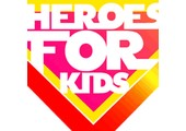 Heroes For Kids Ltd coupons or promo codes at heroesforkids.co.uk
