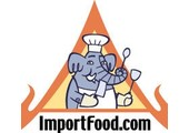 importfood.com coupons and promo codes