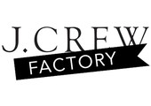 jcrewfactory.com coupons and promo codes