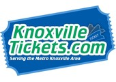 knoxvilletickets.com coupons or promo codes