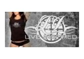Live Inspired coupons or promo codes at liveinspiredclothing.com