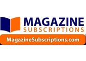 Magazinesubscriptions.com coupons or promo codes at magazinesubscriptions.com