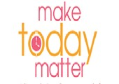 Make Today Matter coupons or promo codes at maketodaymatter.net