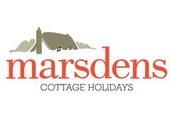 Marsdens Cottage Holidays coupons or promo codes at marsdens.co.uk