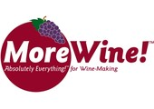 More Wine coupons or promo codes at morewinemaking.com
