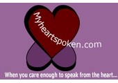 My Heart Spoken coupons or promo codes at myheartspoken.com