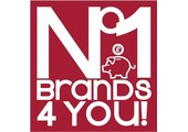 No1 Brands 4 You coupons or promo codes at no1brands4you.co.uk