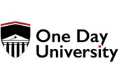 One day University coupons or promo codes at onedayu.com