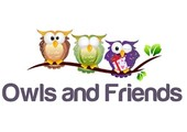 coupons or promo codes at owlsandfriends.com