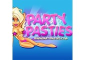 partypasties.com coupons or promo codes