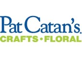 Pat Catan's Craft Centers coupons or promo codes at patcatans.com