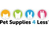 Pet Supplies 4 Less coupons or promo codes at petsupplies4less.com