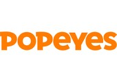 Popeyes coupons or promo codes at popeyes.com