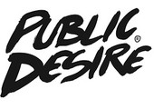 Public Desire coupons or promo codes at publicdesire.com