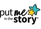 Put Me in the Story coupons or promo codes at putmeinthestory.com