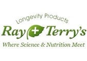Ray & Terry's Longevity Products coupons or promo codes at rayandterry.com