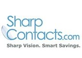 sharpcontacts.com coupons or promo codes