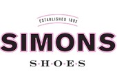 simonsshoes.com coupons and promo codes