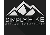 Simply Hike UK coupons or promo codes at simplyhike.co.uk